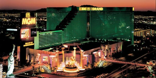 MGM Hotel Scent