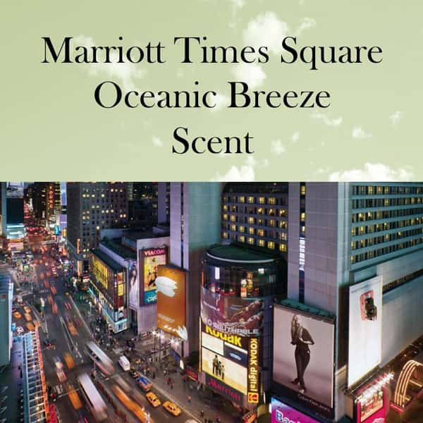Marriott Times Square's Oceanic Breeze