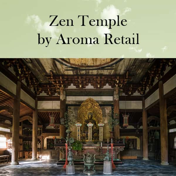 Zen Temple by Aroma Retail