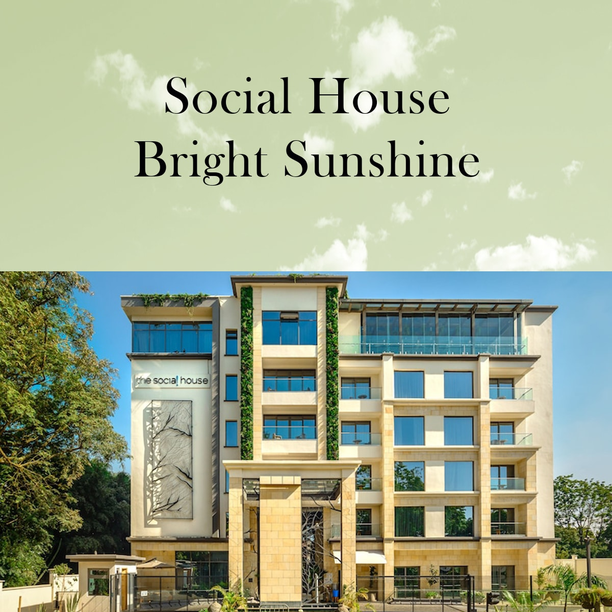 social house scent
